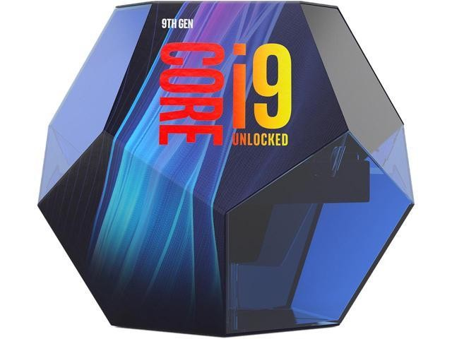Chip i9-9900K Coffee Lake 8-Core, 16-Thread, 3.6 GHz (5.0 GHz Turbo) LGA 1151