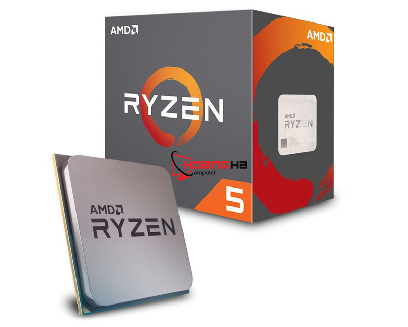 AMD RYZEN R5 2600 3.4 GHz 6 cores 12 threads ( socket AM4)