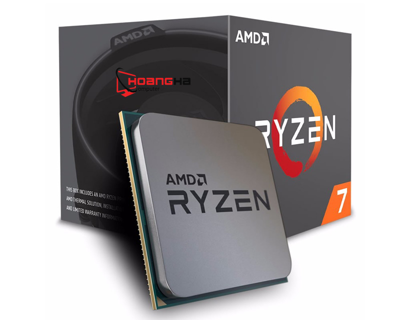 CPU AMD Ryzen 7 2700 Socket AM4 3.2 GHz / 20MB/ 8 cores 16 threads