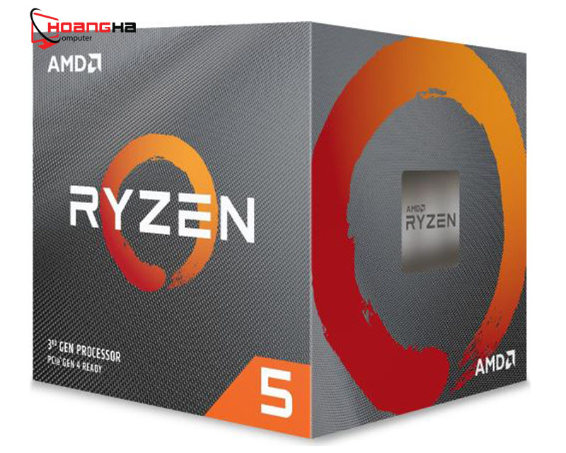 CPU AMD RYZEN 5 3600 3.60 - 4.20 GHz ( 6 cores 12 threads socket AM4)