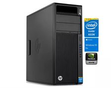 HP Workstation Z440 Chip E5 1630 Ram 16gb/ Vga Quadro K620