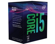 Chíp core i5 8500 ( 3,0 GHz upto 4.1 cache 9MB)