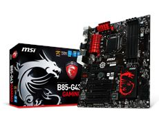 Main MSI B85 - g43 Gaming