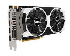 MSI GTX 960-2gb-d5-128 bit ( 2 Fan)